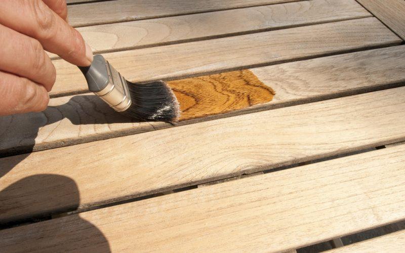 Natürlicher Holzschutz