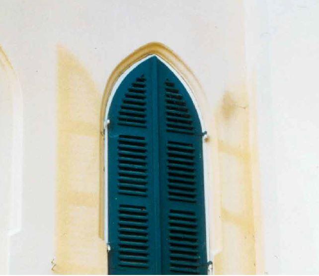 Fensterladeneffekt