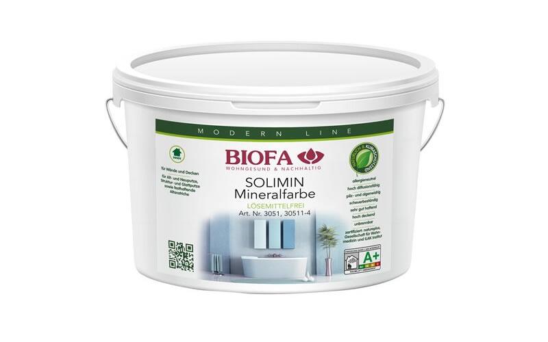 Biofa Solimin Mineralfarbe